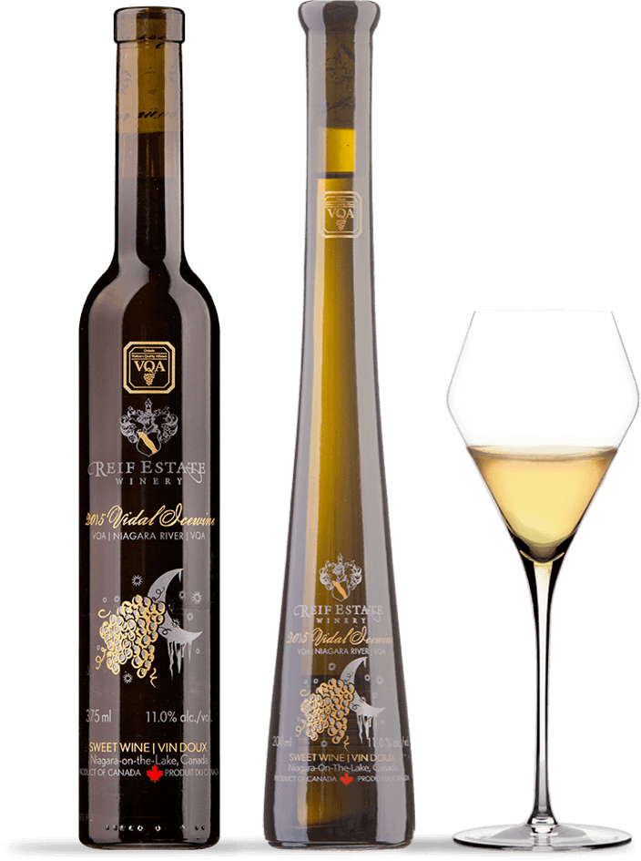 Reif Estate Winery Icewine