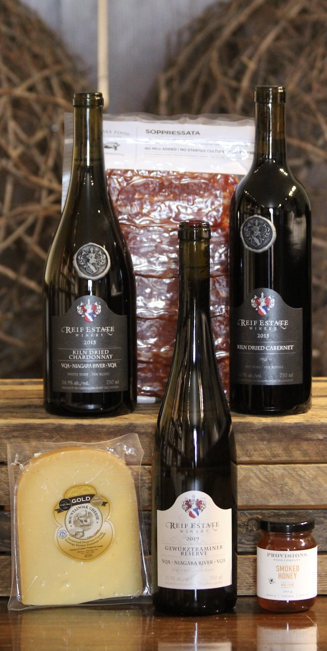 Reif Winery Winemaker's Selection 'Sip and Sizzle'