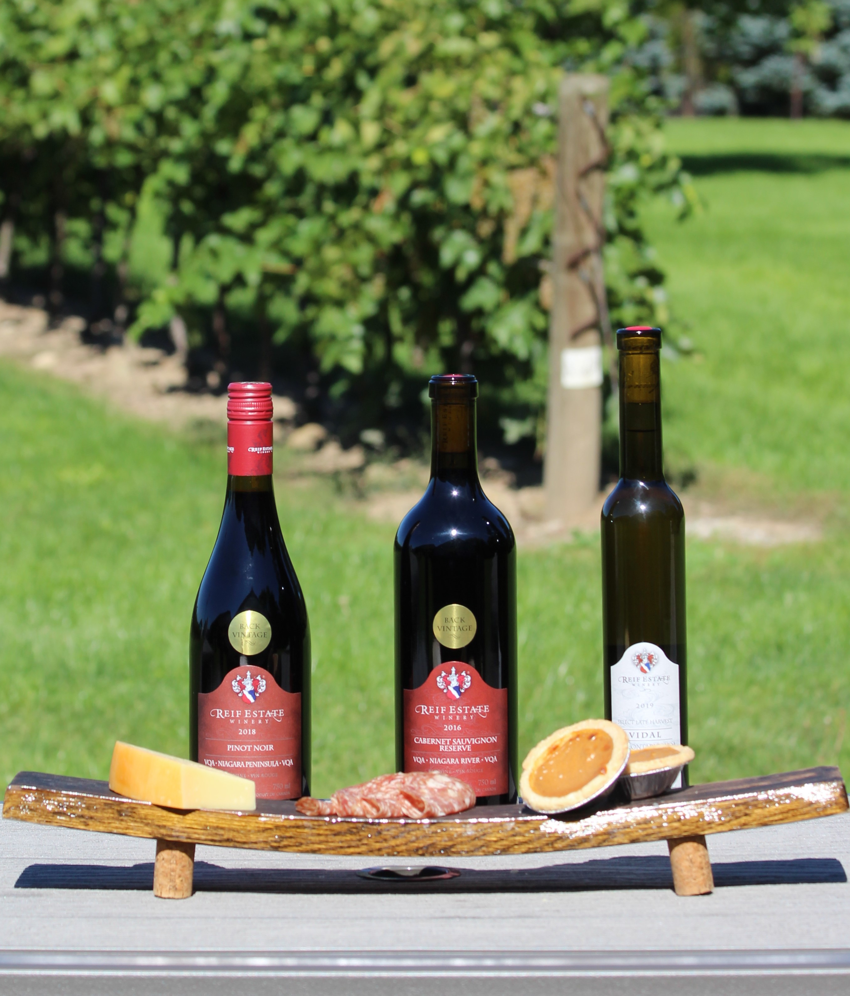 Reif Winery Winemaker's Selection Fall for Fine Wines