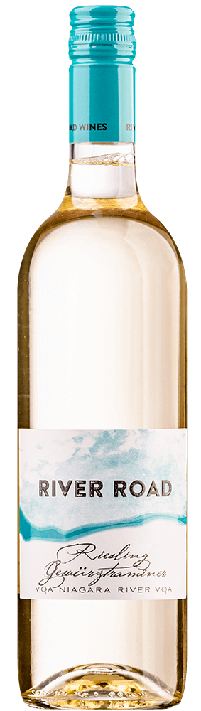Reif Winery River Road Gewurztraminer Riesling 2018