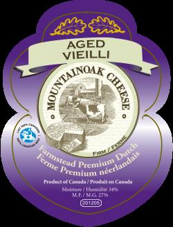 Reif Winery Mountain Oak Gouda Gold