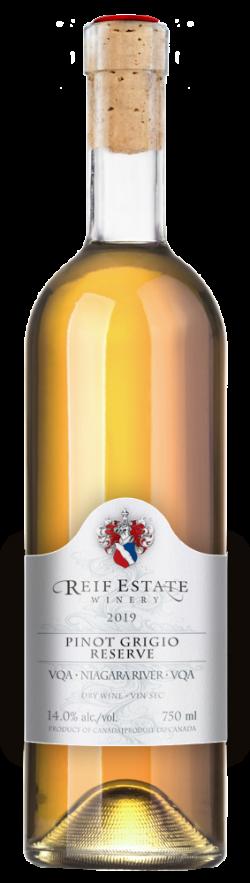 Reif Winery Pinot Grigio Reserve 2019