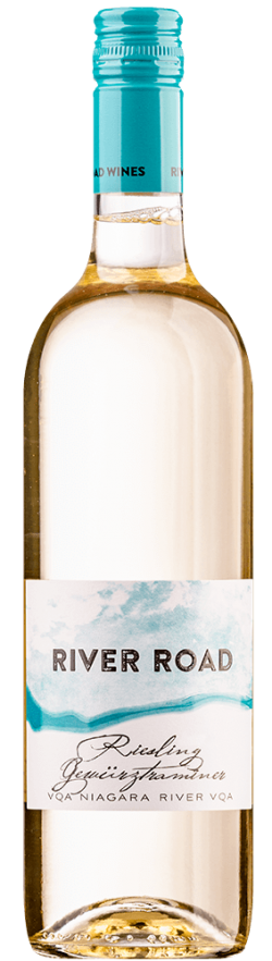 Reif Winery River Road Riesling Gewurztraminer 2016