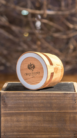 Reif Winery Wireless Charger and Blue Tooth Speaker