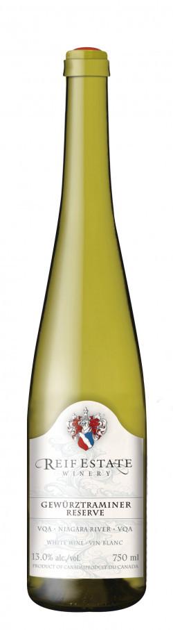 Reif Winery BACK VINTAGE Gewurztraminer Reserve 2017