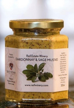 Reif Winery Mustard - Chardonnay and Sage