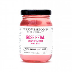 Reif Winery Provision Jelly - Rose Petal and Gewurztraminer