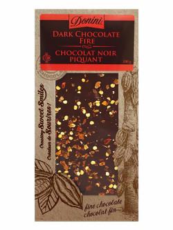 Reif Winery Donini Dark Chocolate Bar on Fire