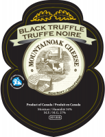 Reif Winery Artisan Cheese - Mountain Oak Truffle Gouda