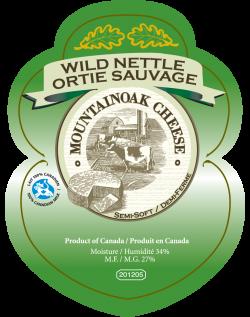 Reif Winery Artisan Cheese - Mountain Oak Nettle Gouda