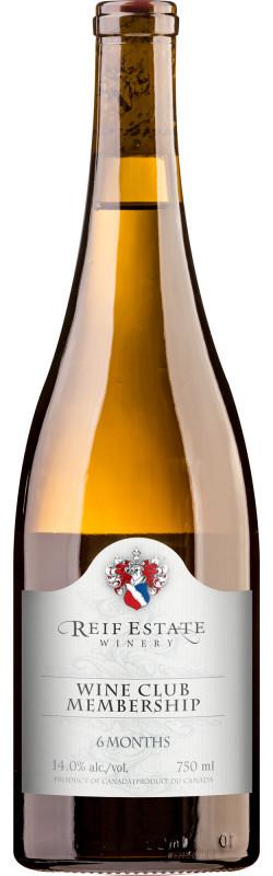 Reif Winery Gold Wine Club Membership - 3 Month Trial