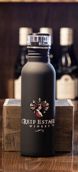 Reif Winery Water Bottle