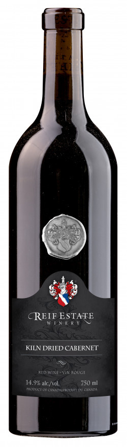 Reif Winery Cabernet Kiln-Dried 2015