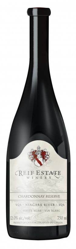Reif Winery BACK VINTAGE Chardonnay Reserve 2016
