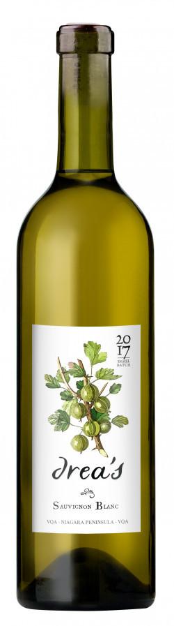 Reif Winery Drea's Sauvignon Blanc 2017
