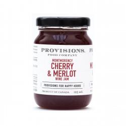 Reif Winery Provision Jam - Merlot and Cherry