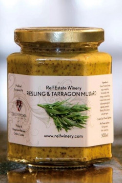 Reif Winery Mustard - Riesling and Tarragon