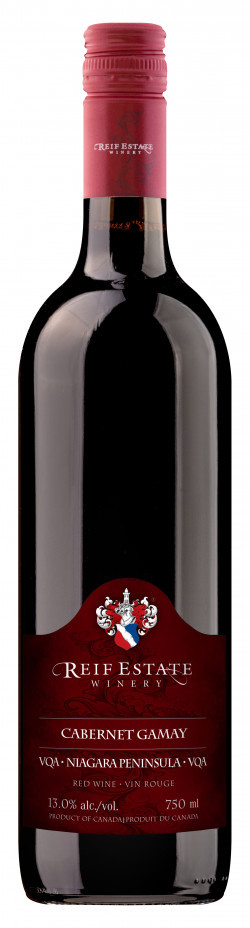 Reif Winery Cabernet Gamay Baco 2018