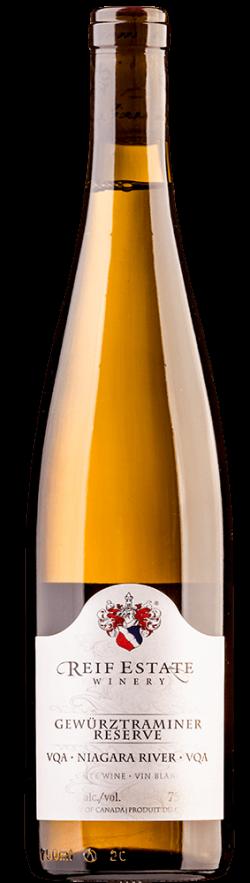 Reif Winery Gewurztraminer Reserve 2017