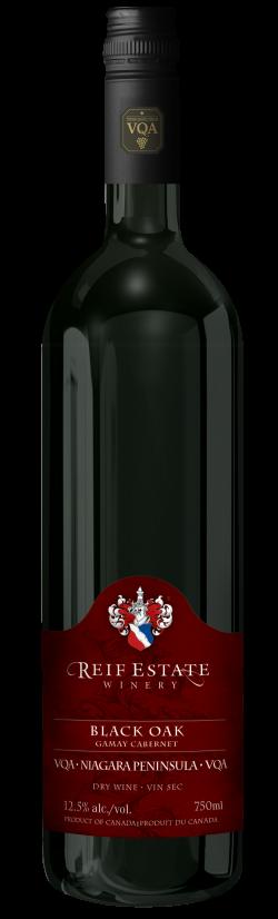 Reif Winery Black Oak 2017