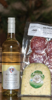 Reif Winery Artisan Cheese and Local Charcuterie with Sauvignon Blanc