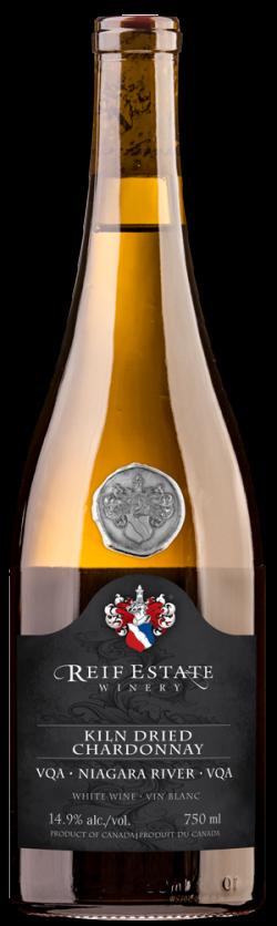 Reif Winery Chardonnay Kiln-Dried 2015