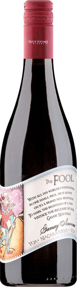 Reif Winery Gamay Nouveau - The Fool 2018