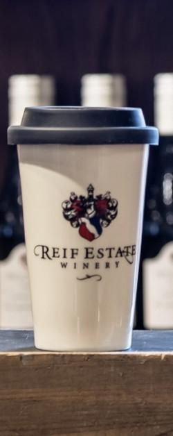 Reif Winery Travel Mug