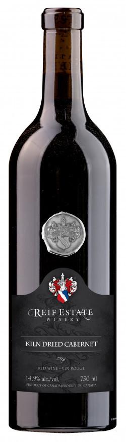 Reif Winery BACK VINTAGE Kiln-Dried Cabernet 2009