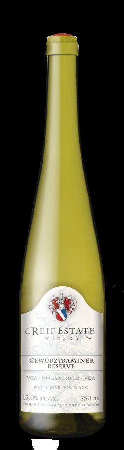 Reif Winery Gewurztraminer Reserve 2019
