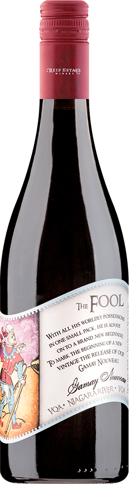 Reif Winery Gamay Nouveau - The Fool 2017