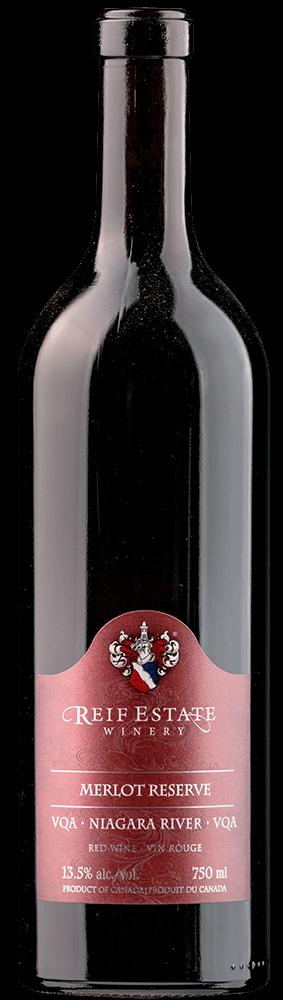 Reif Winery Merlot Reserve 2017