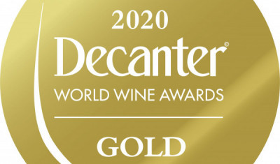 Gold at Decanter Wine Awards