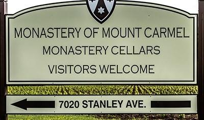 Monastery Cellars Opens
